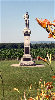 14th New Jersey Monument