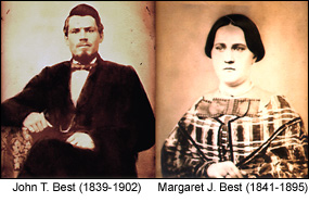 John and Margaret Best