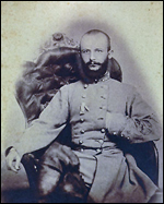 Confederate Major General Stephen D. Ramseur