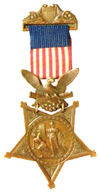 Army Medal of Honor, 1862-1895