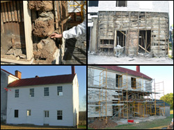 Stabilization of Best House
