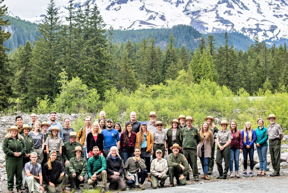 national park adult volunteer opportunities
