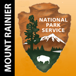 The Mount Rainier National Park social media avatar.
