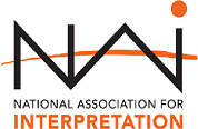 Logo of the National Association for Intrepretation.