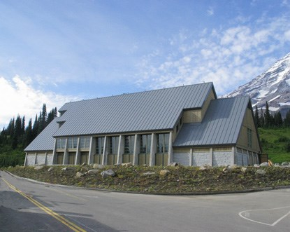 Henry M. Jackson Visitor Center at Paradise, Mount Rainier National Park