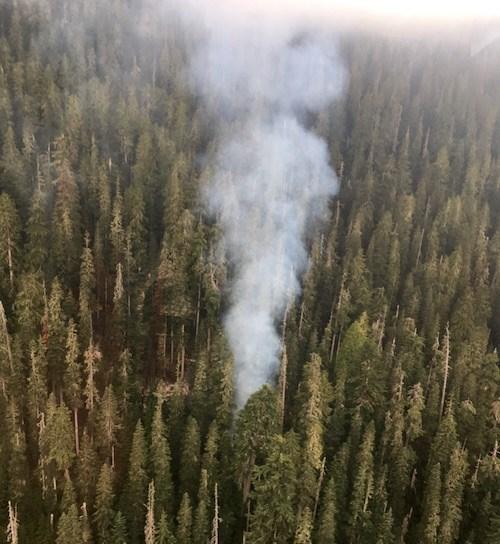 Wildland Fire Information Mount Rainier National Park U S