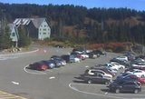 ooking east over the parking lot from the Jackson Visitor Center in Paradise. Thumbnail photo taken from webcam on October 11, 2012.
