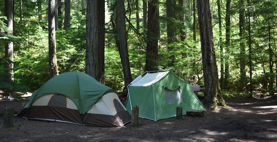 Campgrounds - Mount Rainier National Park (U S  National