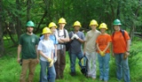 SCA crew at MORR in summer 2006