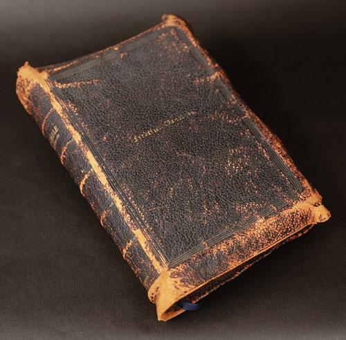 Bibles: Frederick Douglass National Historic Site