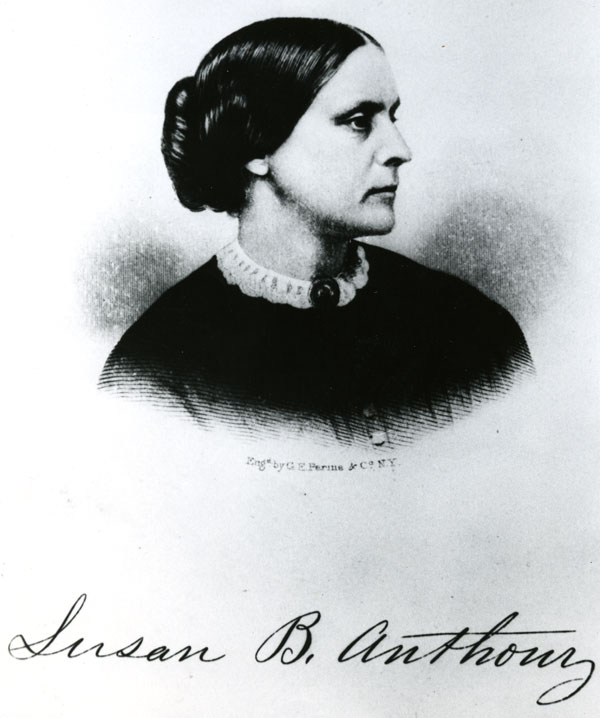 susan b anthony her life and contributions to history Hearing their discussions helped susan form her strong susan b anthony spent the rest of her life working for the invaluable history of woman.