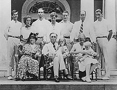 Eleanor Roosevelt Family