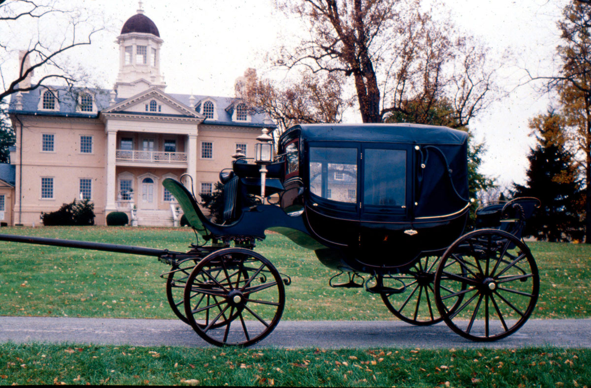 Hampton national historic site - Barouche