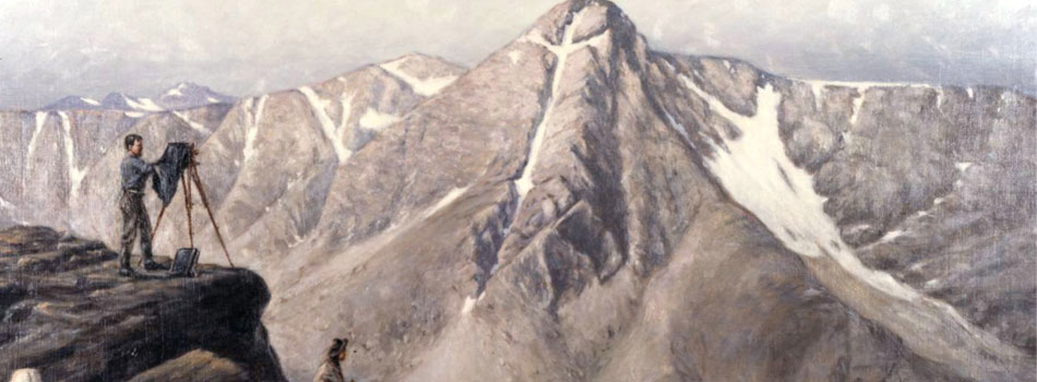 National Park Service Treasured Landscapes Art Collections Tell America S Stories