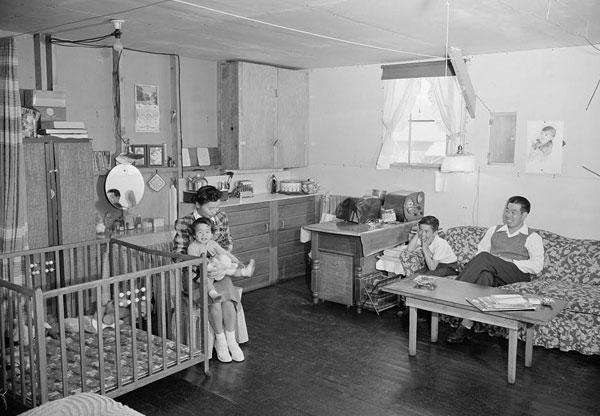 Inside Japanese American Internment Camps Manzanar National Hist...