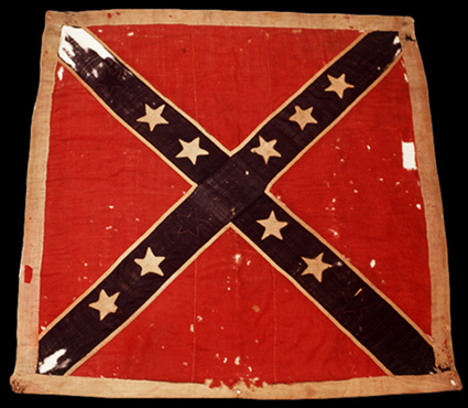 Army of Northern Virginia Infantry Battle Flag 3rd issue M5cfMTT0