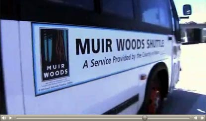 Award of Merit for Muir Woods Shuttle