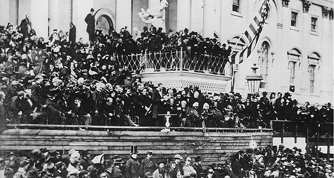 March 7 150th Anniversary Of Lincoln S Inaugural Observed