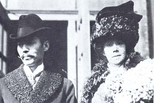 Mr. and Mrs. Yukio Ozaki