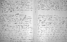 William Johnson's Diary