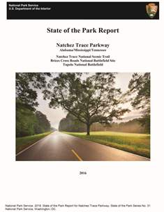 State of the Park Report for the Natchez Trace Parkway