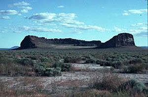 Fort Rock State Monument
