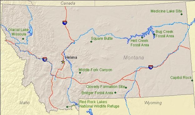 National Natural Landmarks By State National Natural Landmarks