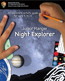 Junior Ranger Night Explorer Activity Book