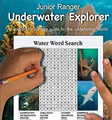 Underwater Explorer Booklet