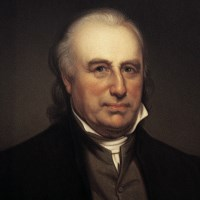 Painting of Quaker William Rotch, Jr.