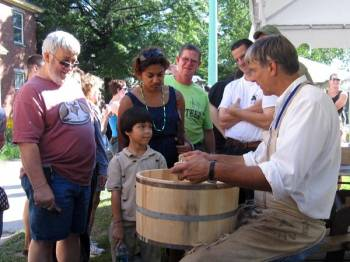maritime crafts, concerts, walking tours and more