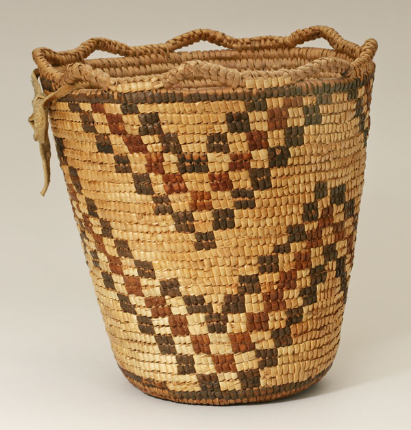 Nez Perce basket