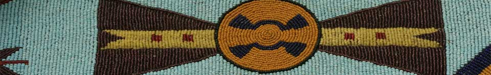 Nez Perce National Historical Park. Front Page banner photograph is of Heart of the Monster, an ancient place where the Nez Perce creation story originates. The secondary page photograph is of Nez Perce beadwork.