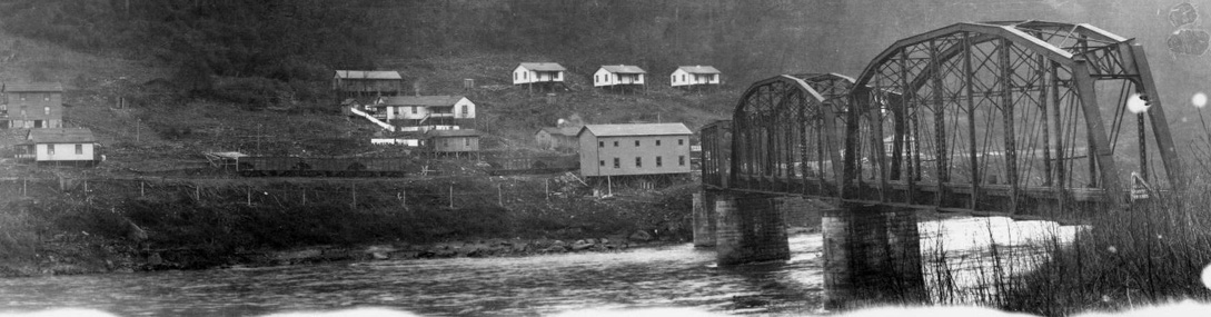 Historic photo of the town of Royal