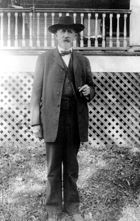 historic photo - William Bub Prince