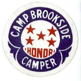 Honor Camper Patch