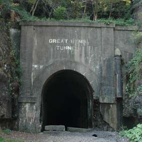 RR tunnel