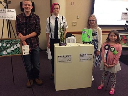 wildflower art contest winners