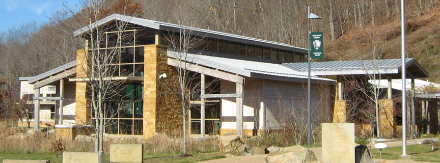 Sandstone Visitor Center