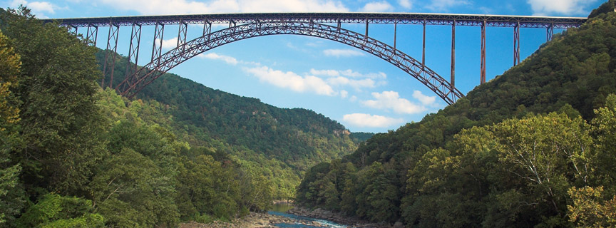 Explore New River Gorge Directions