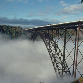 New River Gorge Bridge - New River Gorge National River (U.S. National ...