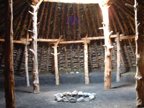 Ponca earthlodge