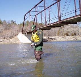 Water Quality - Niobrara National Scenic River (U S  National Park