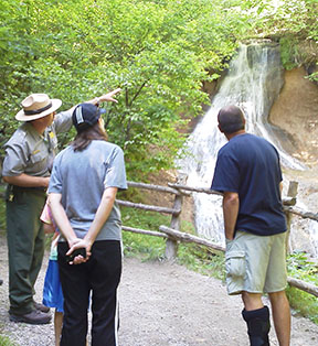 Fort Falls Ranger-Guided Hike