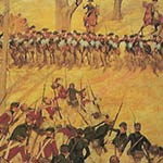 The Battle of Cowpens by Charles McBarron