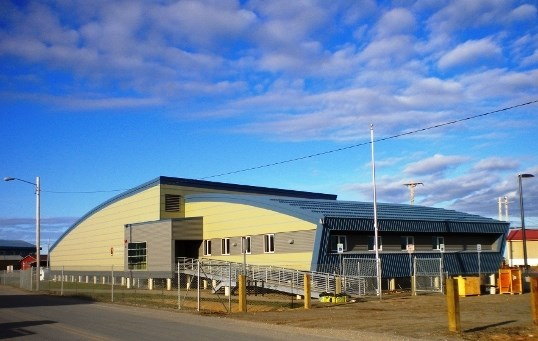visitor center in Kotzebue