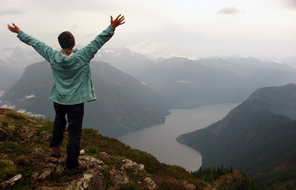 We love North Cascades National Park!