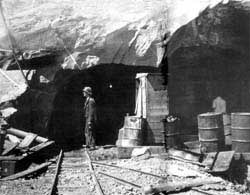 Black Warrior Mine