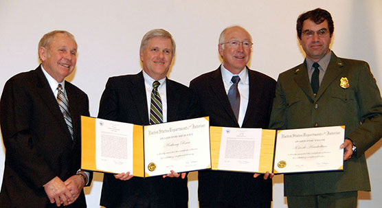 68th Departmental Honor Award Recipients