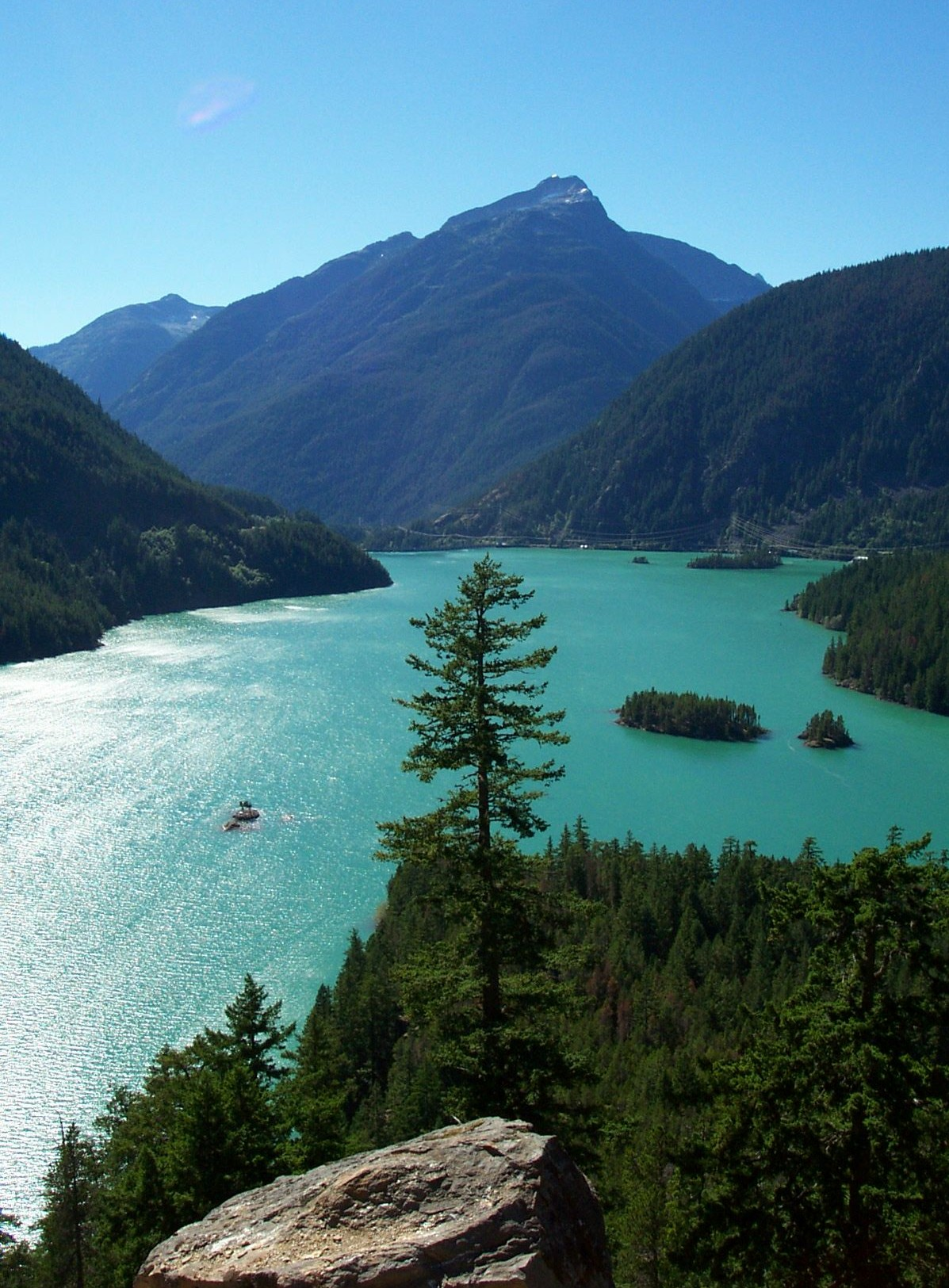 Plan A Road Trip >> Cycling on the North Cascades Highway - North Cascades ...